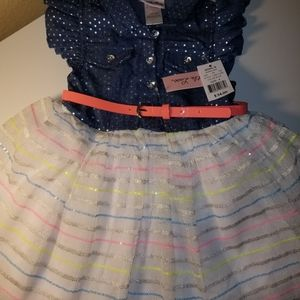 Lot of 4t clothes and pajamas